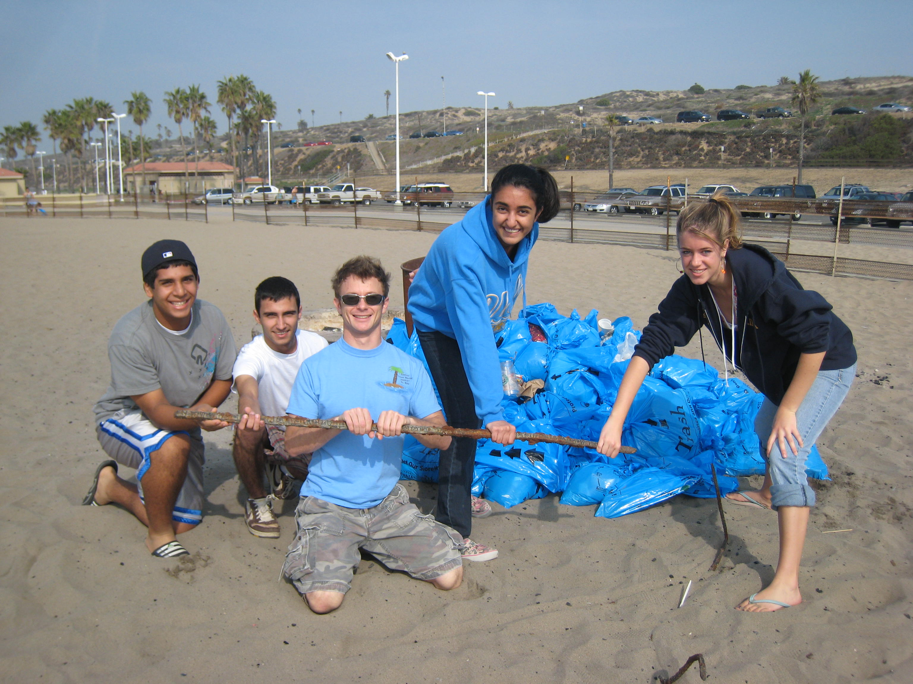Nothing but Sand Beach Clean-up