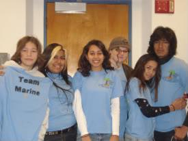Team Marine 2006-2007