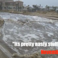 "A video showing the ""First Flush"" of the Pico Kenter storm drain through the years…"