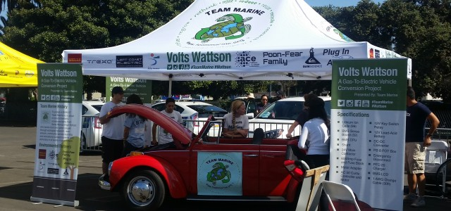 On Saturday September 20th , Team Marine attended the Alternative Car Exposition, located at the Santa Monica Civic Center, for the second time with Volts Wattson. A couple of our […]