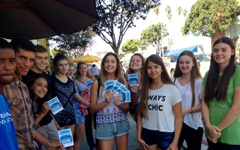 A sunny Sunday is a perfect day to spread awareness of plastic pollution, and that is exactly what we did Sunday, October 19, 2014. We walked up and down Main […]