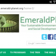 On Sunday, October 12th Team Marine members Brian Samimi and Kimberly Fuentes represented us on Emerald Planet, a weekly television program that is broadcast and distributed via Channel 10 TV […]