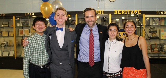On Saturday, January the 17th, Ben Allen swore in to become the newly-elected state senator from district 26. The event took place in Santa Monica High school's very own Barnum […]