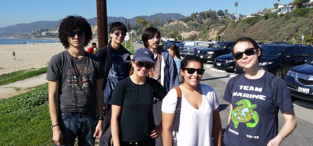 January 17 marks the first beach cleanup of 2015 for Team Marine! Marine Bio and AP Environmental Science students  attended the event with us raising our numbers to about 15. […]