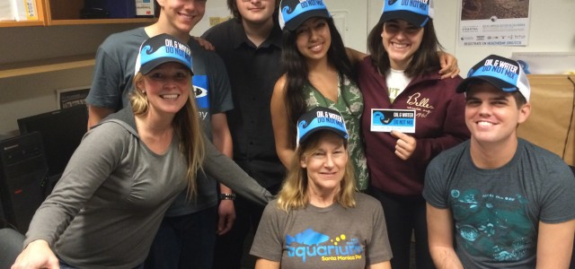 On Saturday January 31st, 2015 Team Marine members Kimberly Fuentes and Julian Apter, along with Andres Orellono went to the Heal the Bay headquarter in Santa Monica to participate in […]